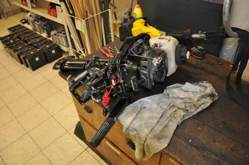 Außenbordmotoren Reparatur