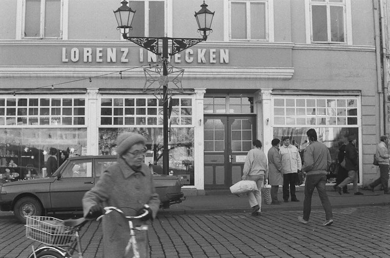 Lorenz Innecken am Markt
