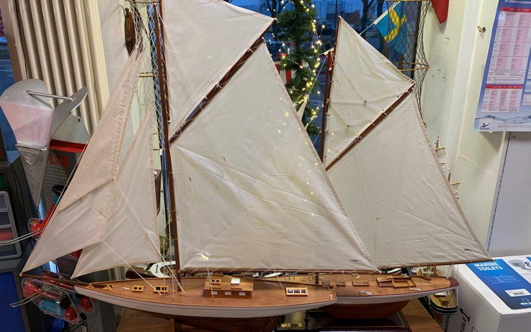 Deko-Modell-Boote